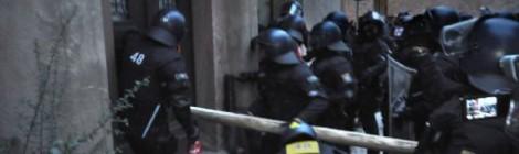 PM zu den Gerichtsverfahren: Raum statt Repression!