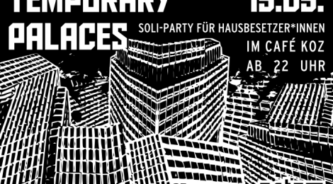 [19.09.] Soli-Party: Temporary Palaces